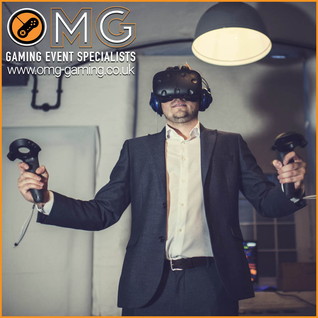 Wedding Entertainment Zombie Survival Virtual Reality Experience
