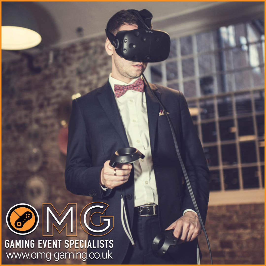 Unique Wedding Entertainment Virtual Reality Experience