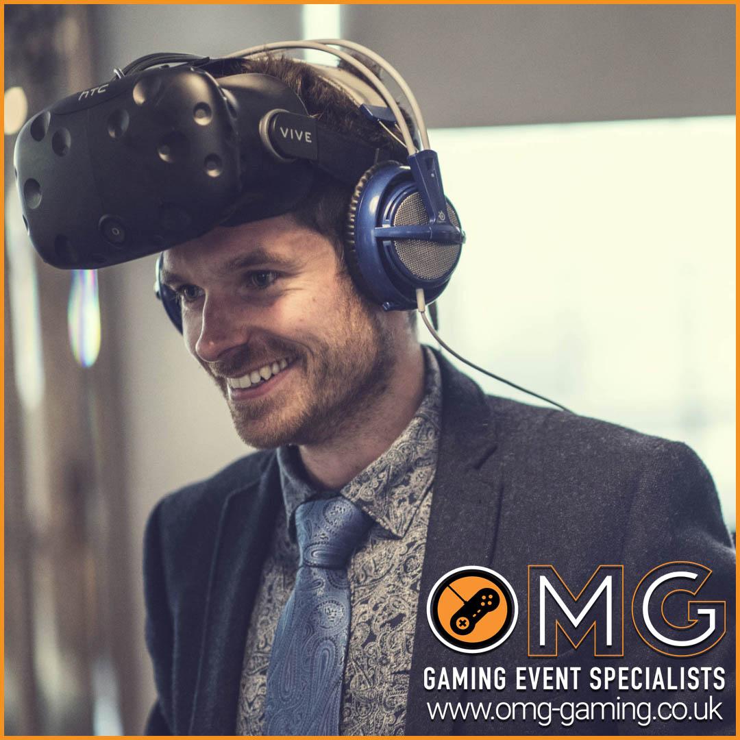 Virtual Reality Wedding Entertainment Smiles