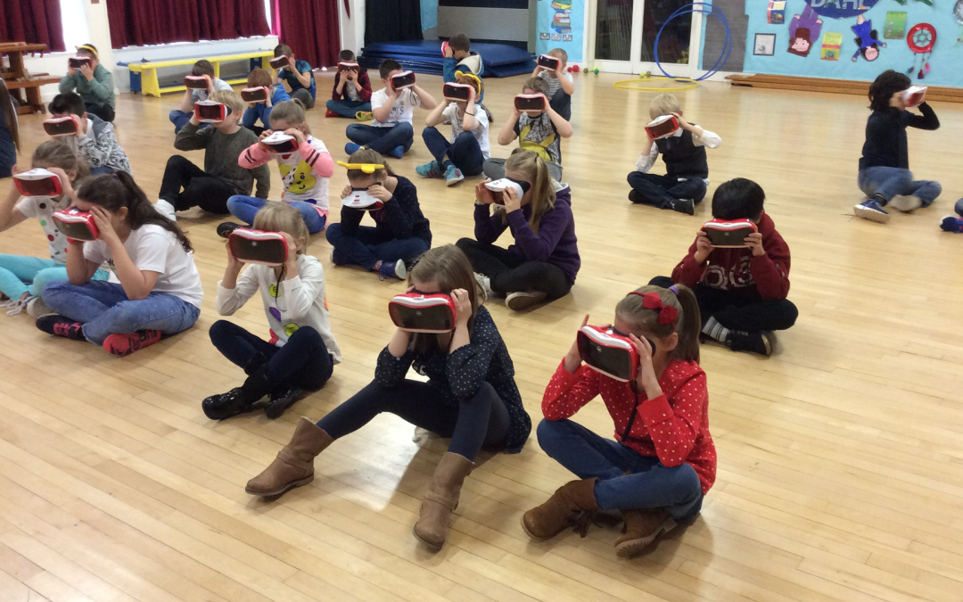 Virtual Reality And The Potential For Revolutionising Education